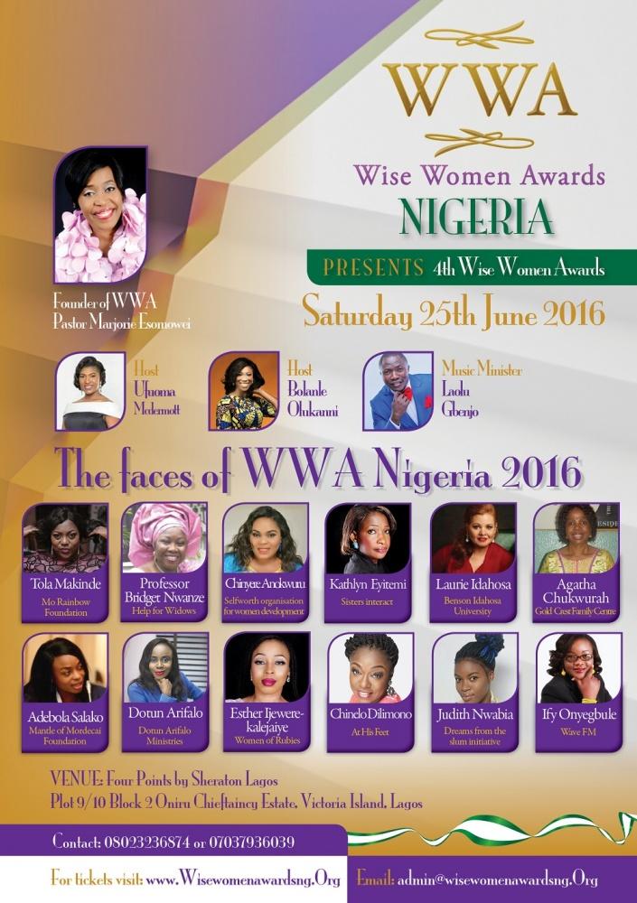 The Faces of WWA Nigeria 2016