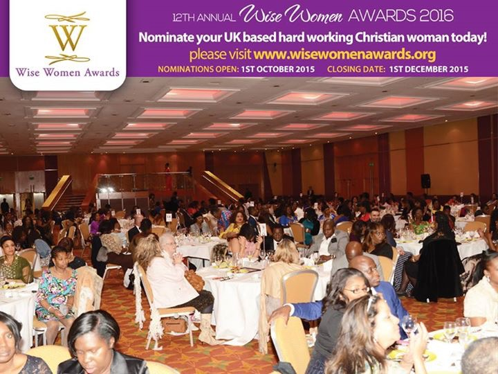 12th Annual Wise Women Awards 2016