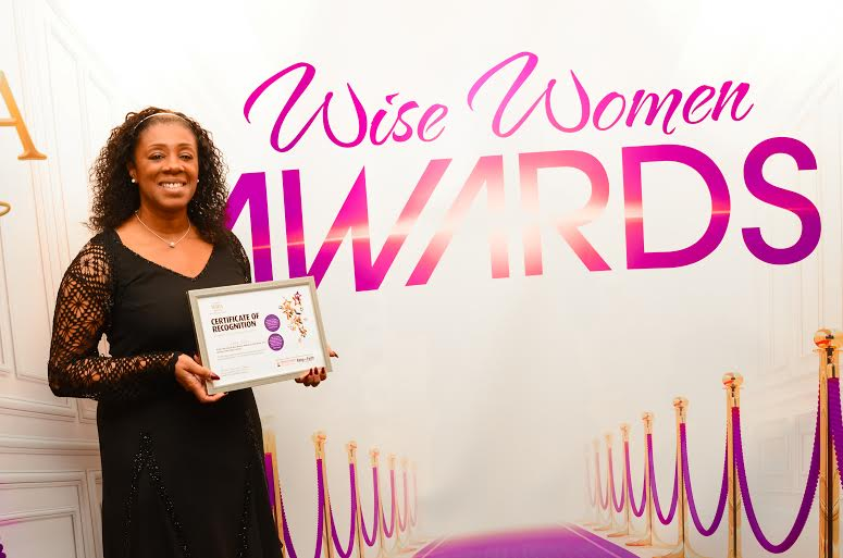 Certificate of Recognition Recipient -  Janet Wolfe