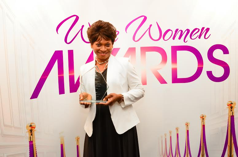 Awards recipient