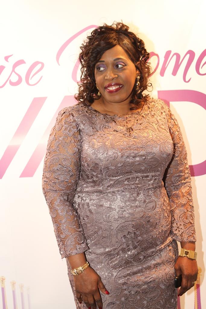 Pastor Marjorie - Founder Wise Women Awards