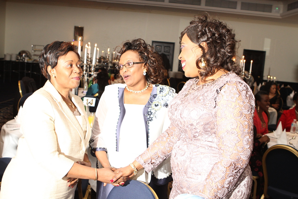 Pastor Marjorie Meeting with the Mayor of Barking and Her Excellency Wife of Kenyas High Commissioner