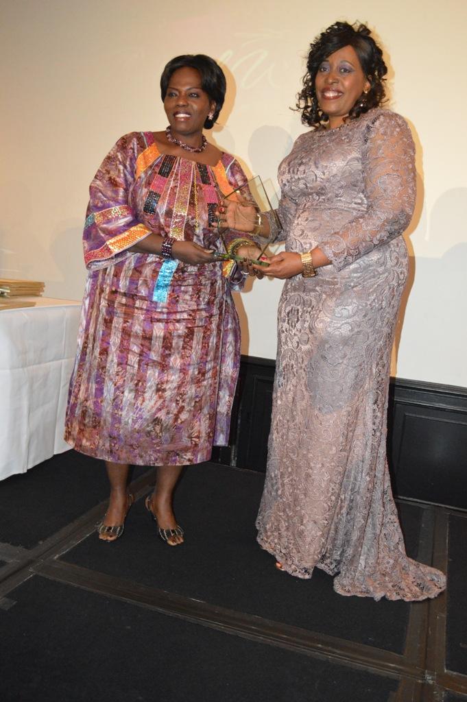 Pastor Yemisi Ashimolowo - Award recipient