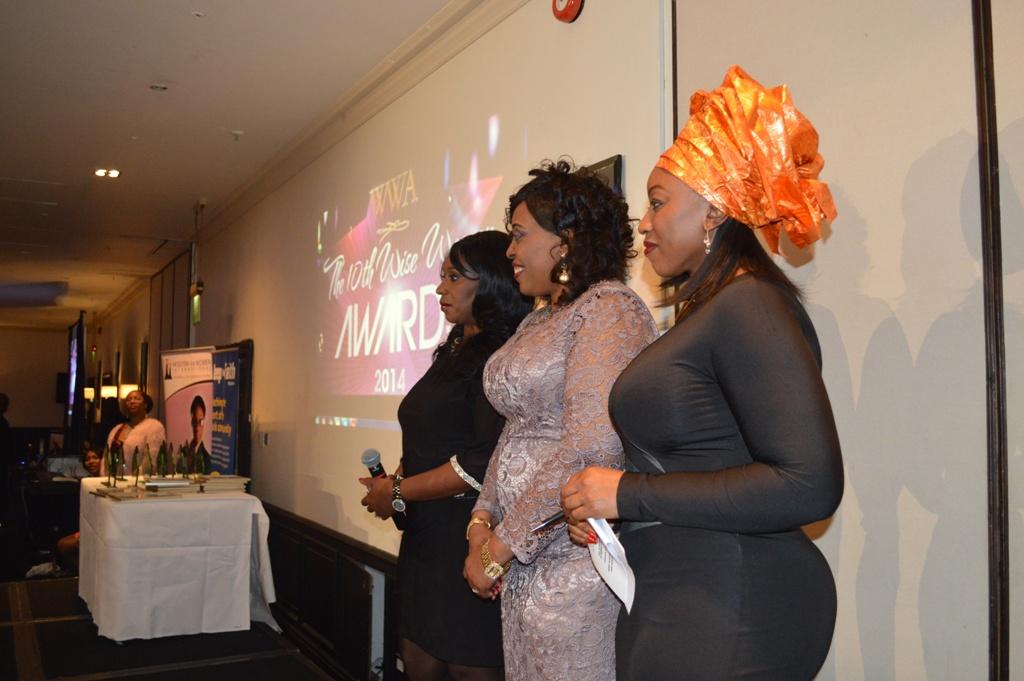 Prisicilla-Nwikpo-of-BEN-TV-The-Legendary-Angie-Lemarand-Pastor-Marjorie-founder-Wise-Women-Awards