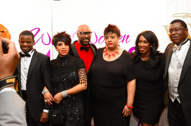 Raymond and Co and Angie Lemar and guests