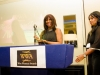 Awards recipient Sandra Godley