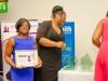 Certificate of Recognition recipient Yana Johnson