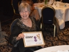 Nancy George - Certificate of Recognition Recipient