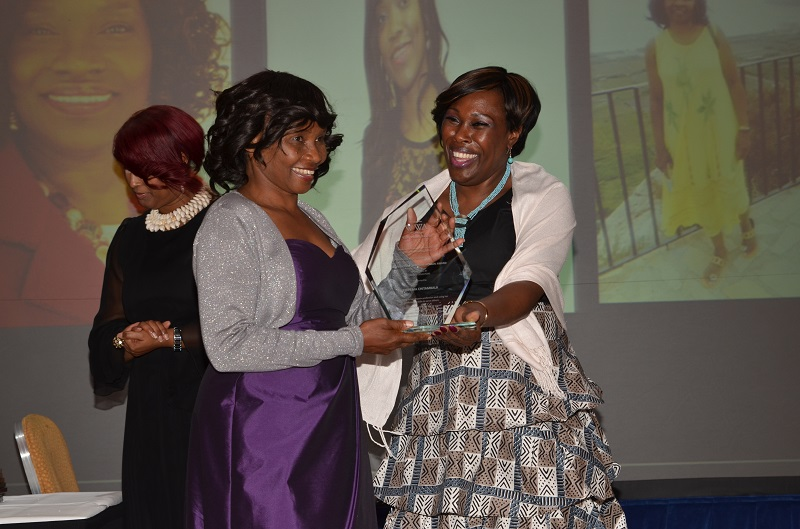 Award Recipient