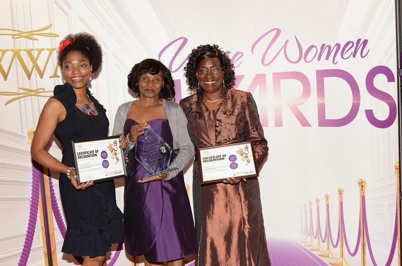 Award recipients