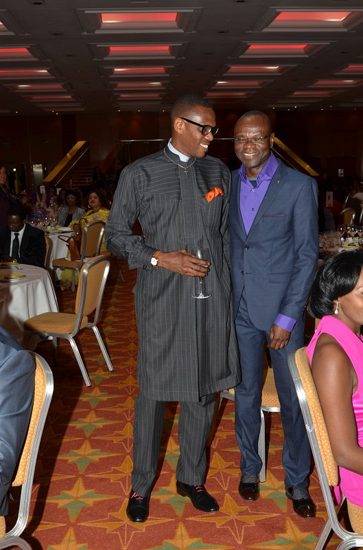 Pastor Clem and Pastor Yemi