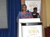 Dr Marcia Neveu, winner Woman in Missions Award