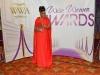 TV host Esther Olufunmi winner of the Woman in Media award