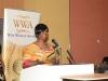 Pastor Esther Manu, winner of the Naomi Award