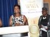 Yvette McDonald, winner Woman in the Community Award