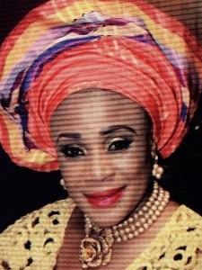 Lady Vanessa Oluwole