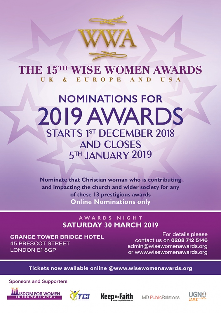 The 15th Wise Women Awards
